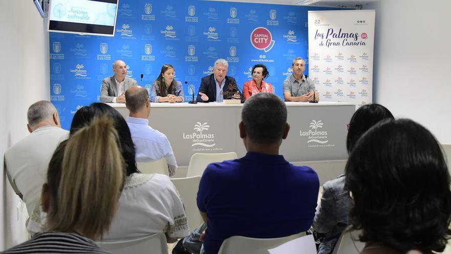 Presentación de los Reconocimientos Turísticos 2017 de Las Palmas de Gran Canaria
