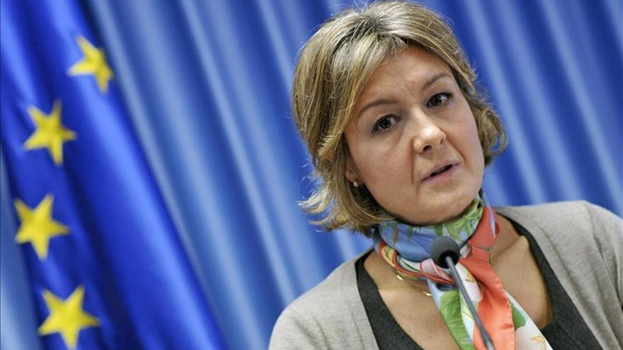 Isabel García Tejerina jurará esta misma tarde su cargo ante el Rey