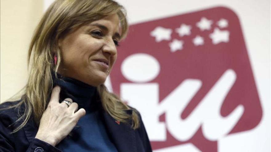Tania Sánchez vence contra viento y marea