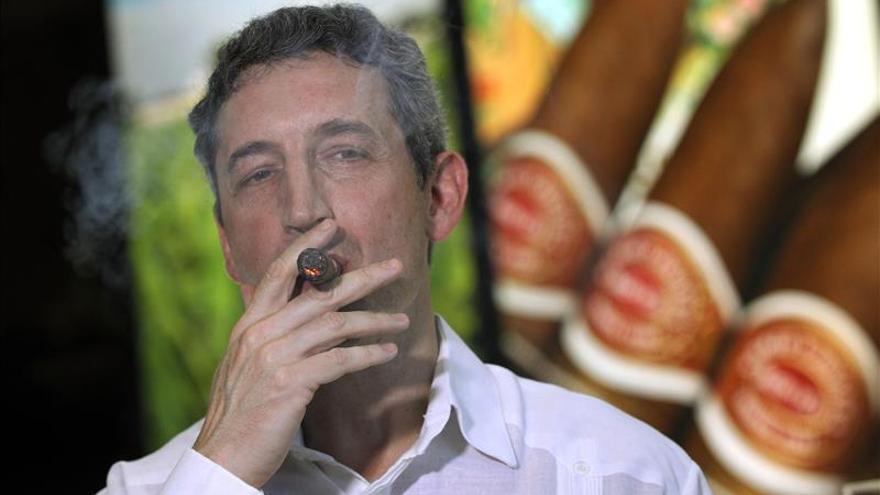 La industria tabacalera de Cuba está lista para entrar a EE.UU., según Habanos