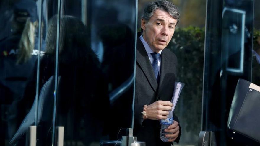 Ignacio González declara este jueves sobre la financiación del PP de Madrid