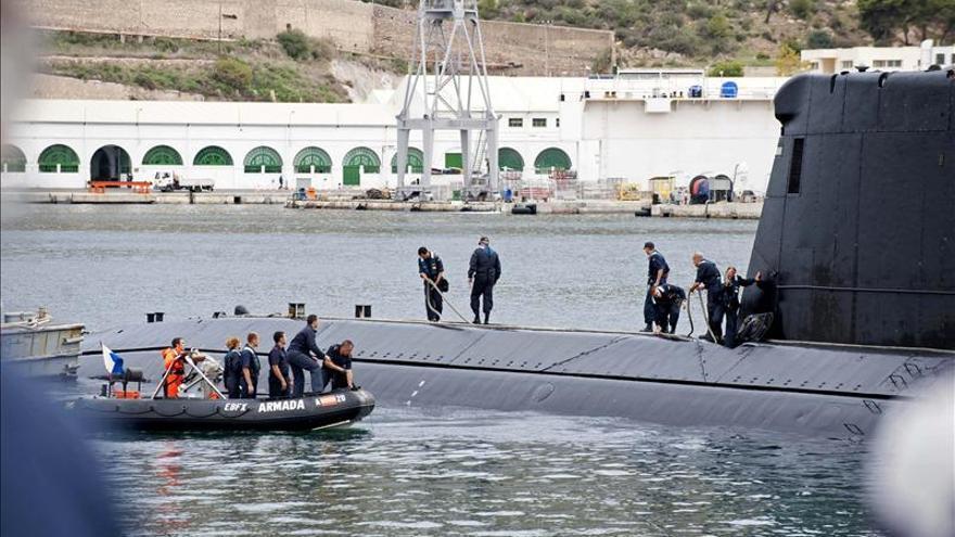 La Armada realiza ejercicios para mejorar la seguridad marítima