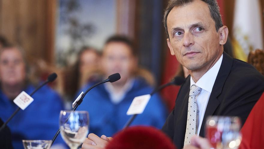 Pedro Duque incluirá financiación para el IH en los próximos presupuestos