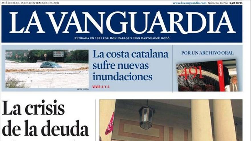 De las portadas del día (16/11/2011) #12