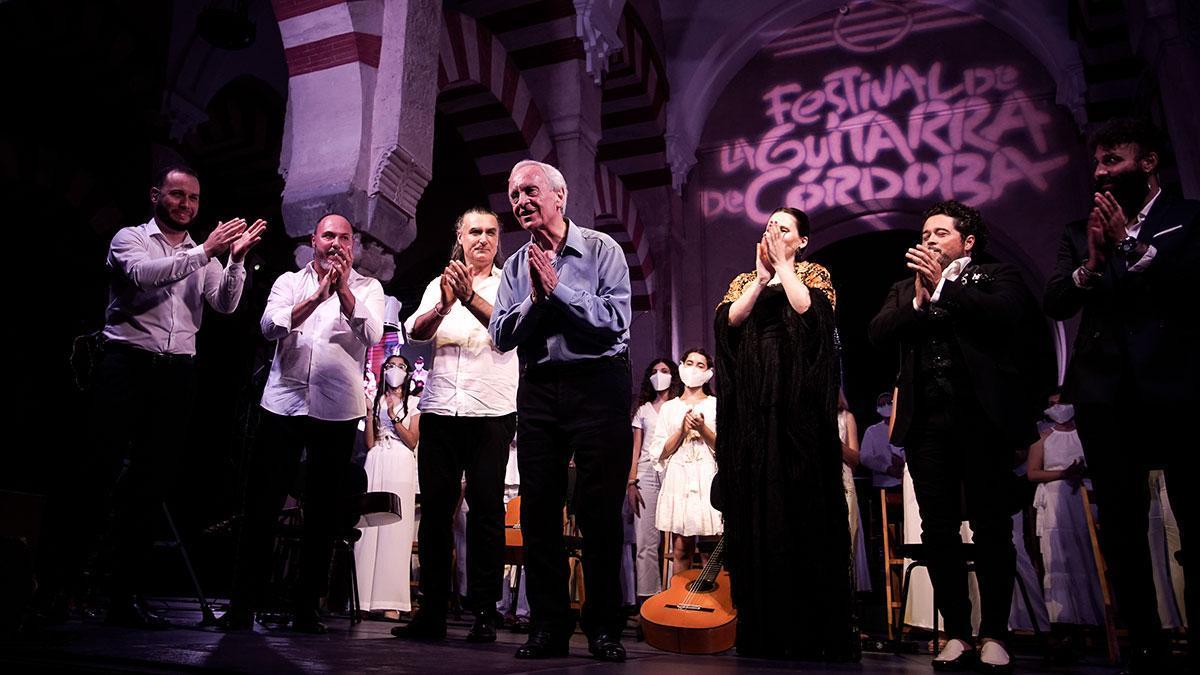 El 'Réquiem por la tierra' de Paco Peña en el Festival de la Guitarra