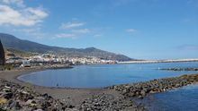 Playa de Bajamar.