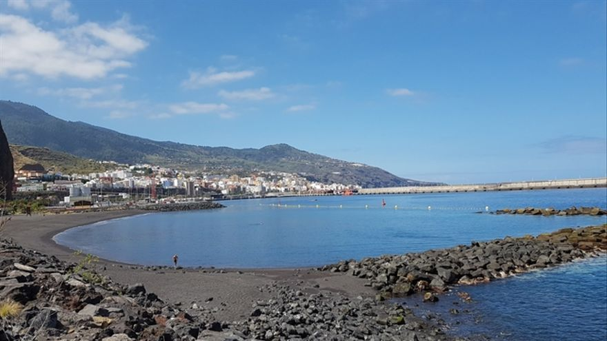 Playa de Bajamar.