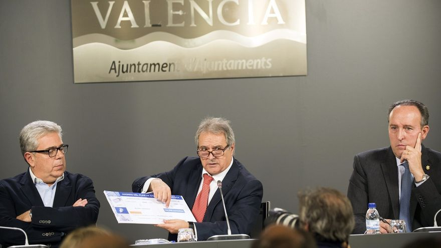 Alfonso Rus defiende la legalidad del contrato de leds para Ayuntamientos valencianos y destaca un ahorro de 15 millones