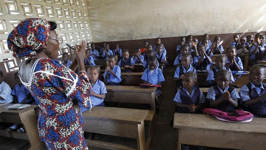 Más de 49 millones de niñas no van al colegio en África Subsahariana