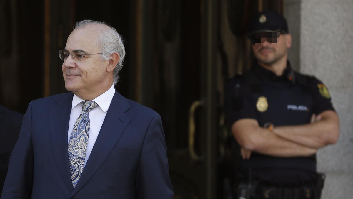 El juez Pablo Llarena. EFE/Javier Lizón/Archivo