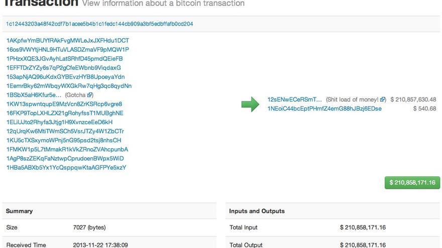 Intercambio de bitcoins (Foto: jurvetson, Flickr)