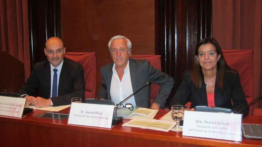 """PSC, PP y C's critican falta de pluralidad en la cobertura de la Diada y TV3 la ve """"impecable"""""""