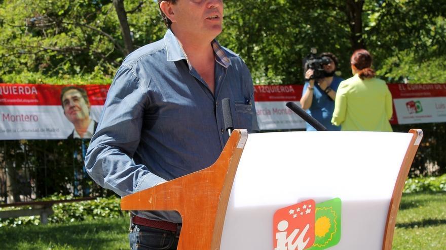 García Montero se afilia a IUCM en protesta por la decisión de IU de desfederalizar la formación madrileña