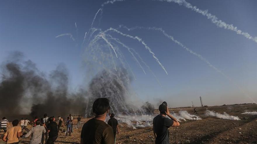 Una ONG pide a la Fiscalía que investigue la muerte de cuatro niños en Gaza en 2014