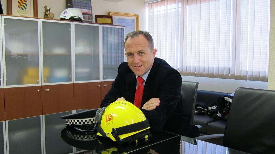 Dimite el director general de Seguridad Ciudadana y Emergencias del gobierno murciano