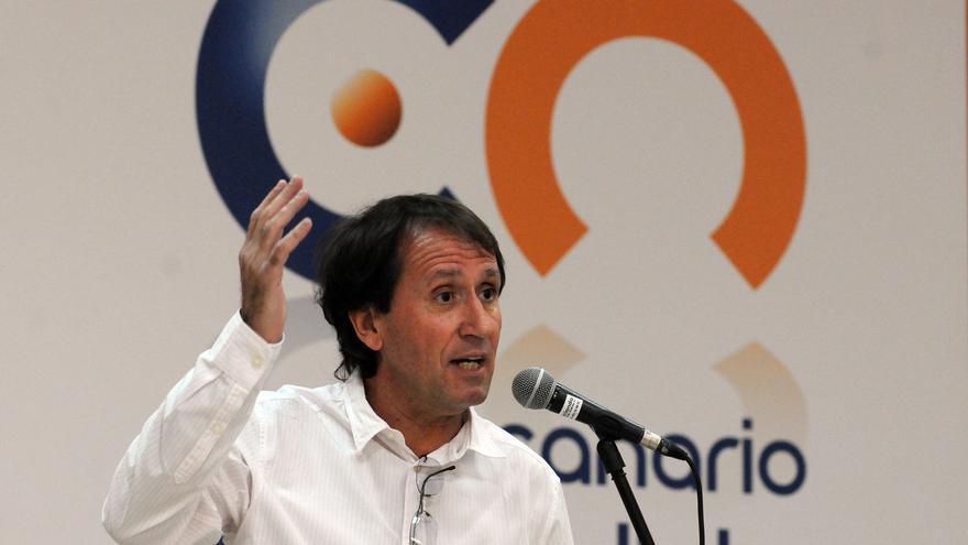 El portavoz del CCN, Benito Codina.