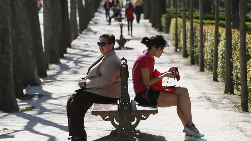 La Semana Santa comienza con sol y más calor de lo normal en casi toda España