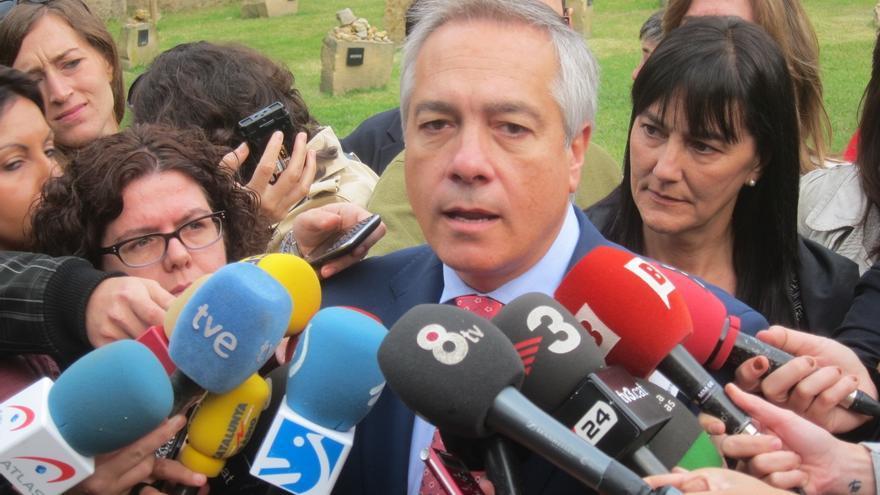 Navarro no contempla que los críticos del PSC se desmarquen en el Parlament y niega riesgo de escisión
