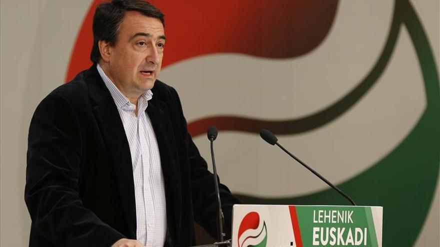 """El PNV ve que """"quien puede decidir la balanza son las fuerzas nacionalistas"""""""