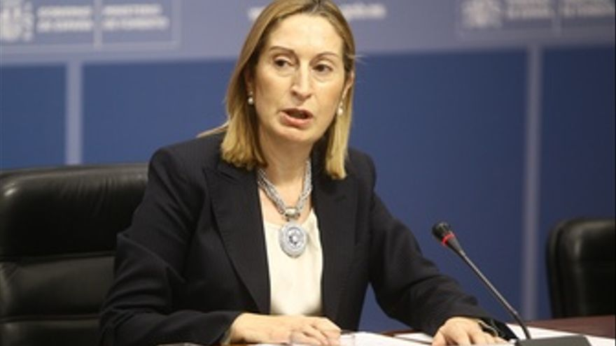 Ana Pastor. (EUROPA PRESS)