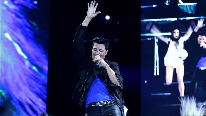"""Chayanne genera furor en Quito con concierto """"En todo estaré"""""""