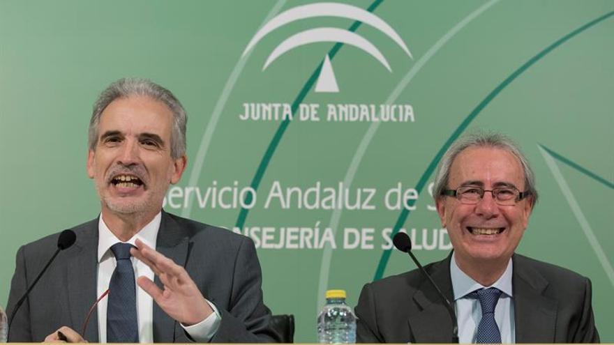 """Andalucía logra """"negativa cero"""" a la donación de órganos y suma 40 trasplantes en 11 días"""