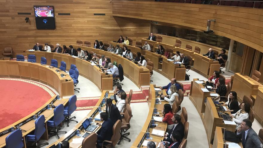 """El Parlamento gallego aprueba la ley de la sequía con críticas de la oposición por un texto """"un fracaso"""""""
