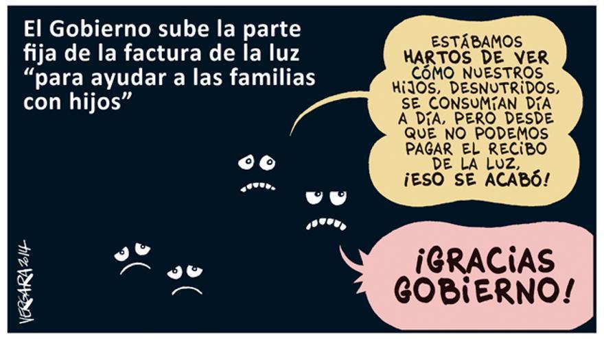 Desde 2011 ayudando a las familias españolas