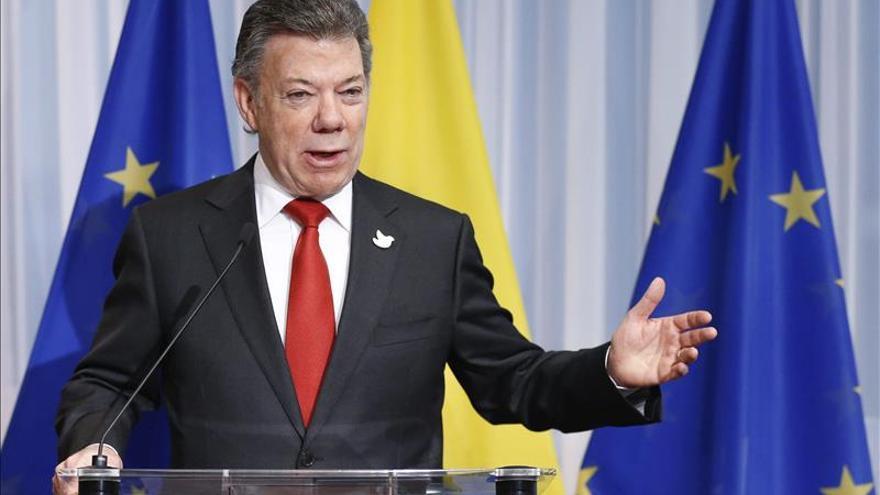 Colombia firma en la COP21 un pacto para financiar y gestionar su área protegida