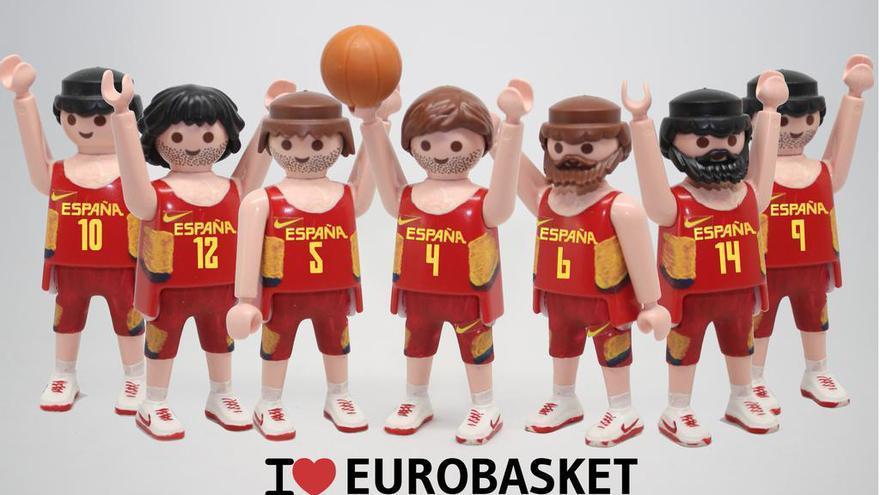 I love Eurobasket
