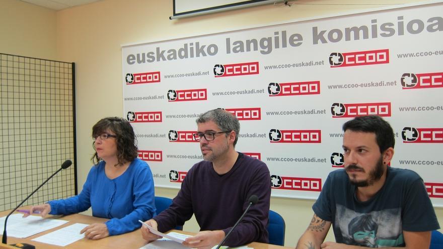 """CCOO plantea """"medidas de choque"""" para abordar en la mesa del diálogo social ante el aumento de la """"desigualdad"""""""