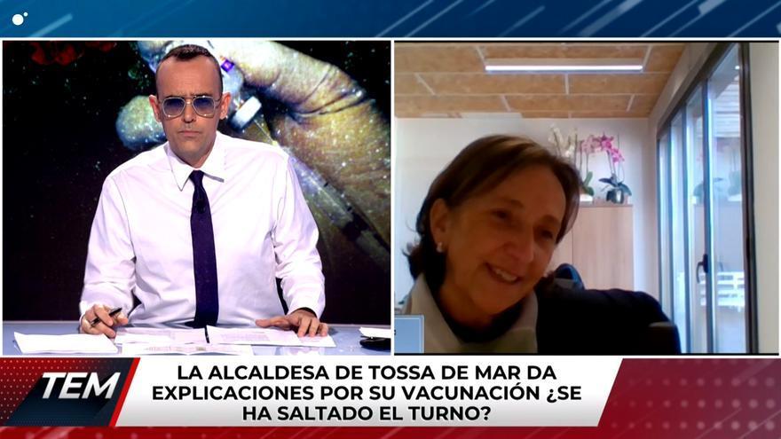 Risto Mejide entrevista a Inma Colom, alcaldesa de Tossa de Mar