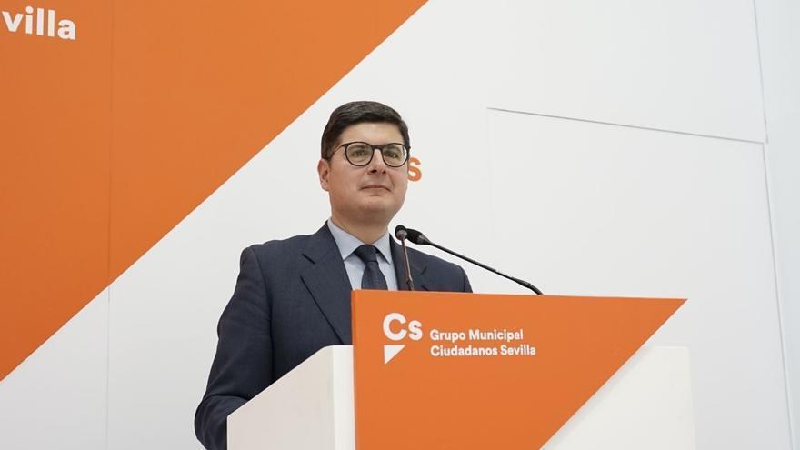Pimentel le insiste a Espadas: o baja los impuestos o no apoyará el presupuesto de Sevilla