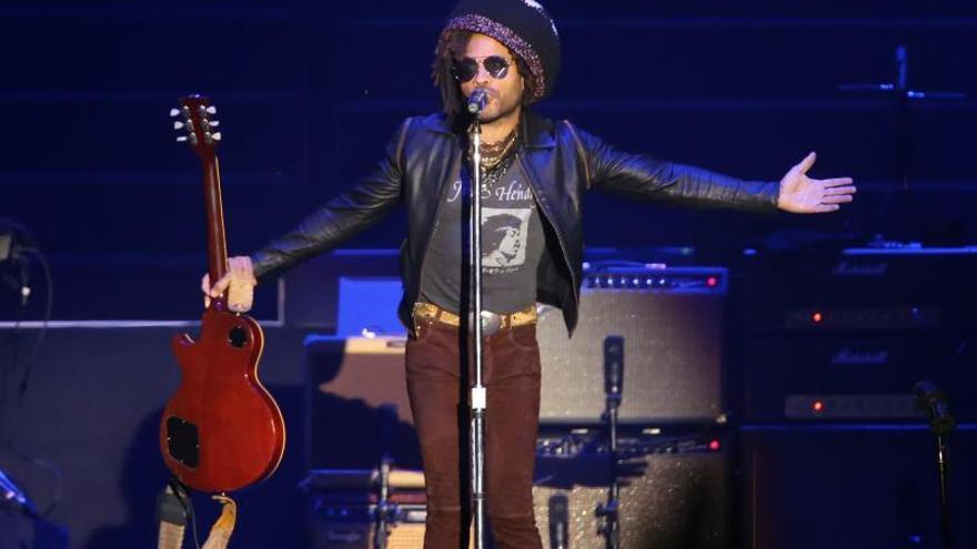 Lenny Kravitz ofrecerá en Fuengirola su único concierto anunciado en España