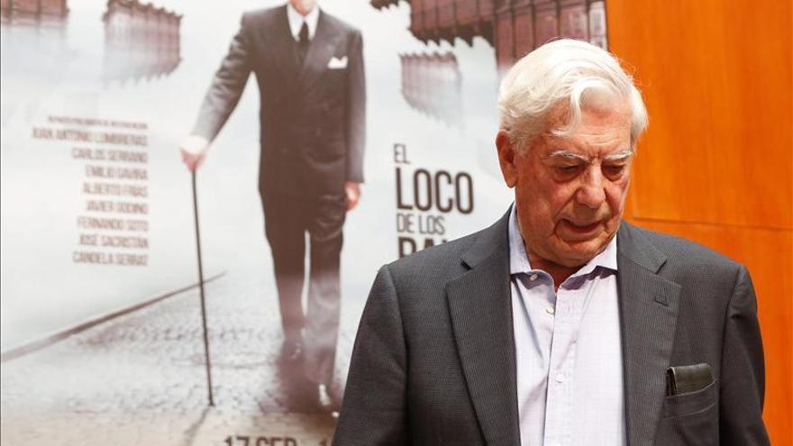 Vargas Llosa dice que a más desarrollo, menos protección a la infancia