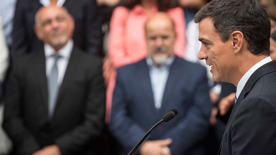Sánchez no intervendrá al comienzo del Comité Federal de mañana