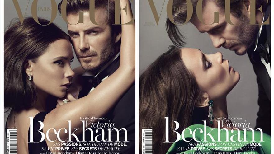 Victoria Beckham ejerce de redactora jefe en un especial de la revista Vogue