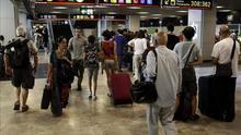 El tráfico aeroportuario de pasajeros creció un 5,2 % en septiembre