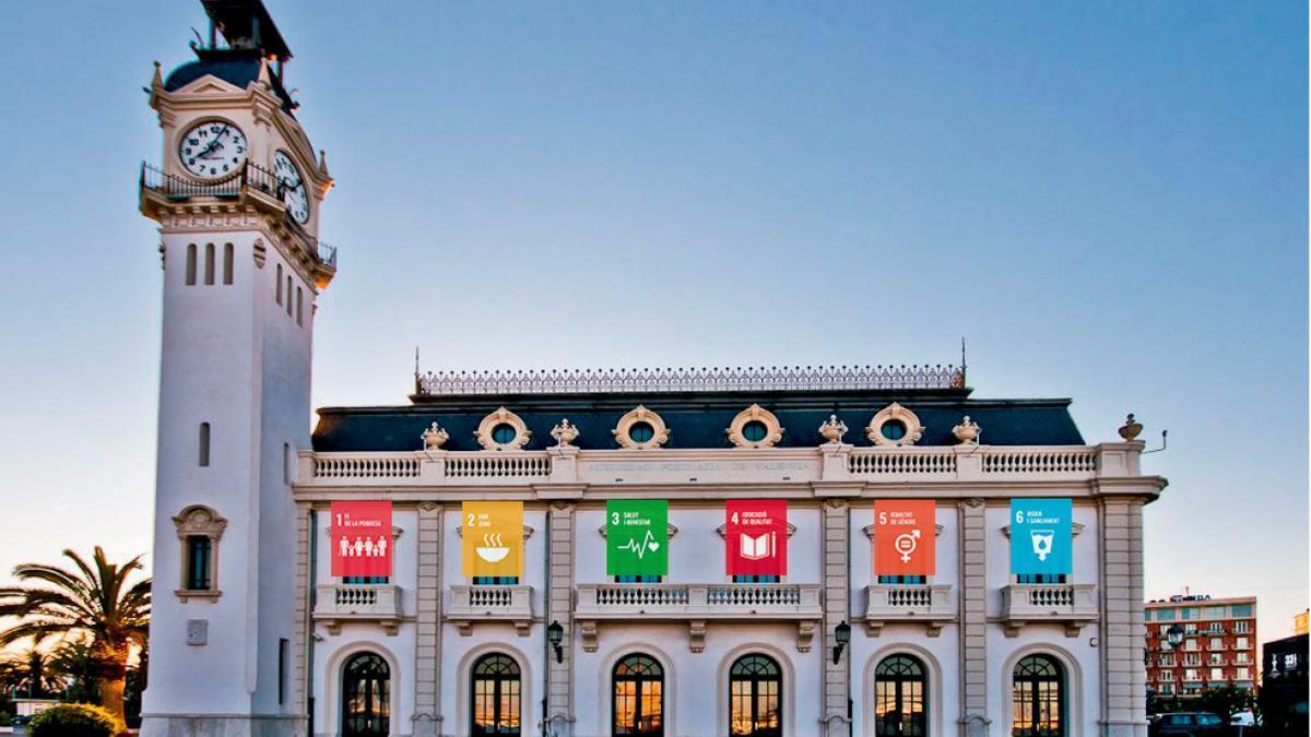 Expo Edificio Reloj