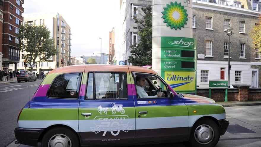 BP pierde 347 millones de euros hasta septiembre, un 87 % menos