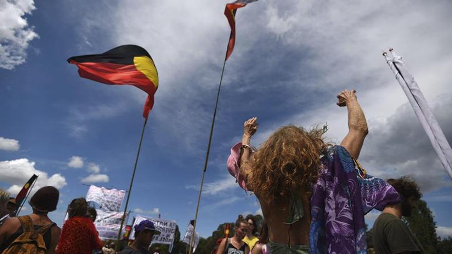El agua sería la clave de la rápida colonización de Australia por aborígenes