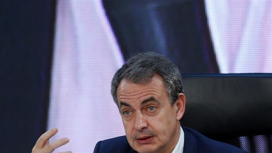 Zapatero llega hoy a Caracas para intentar mediar entre Gobierno y oposición