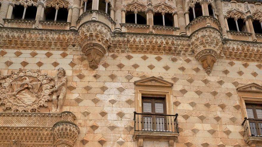 Rajoy en el Palacio del Infantado de Guadalajara