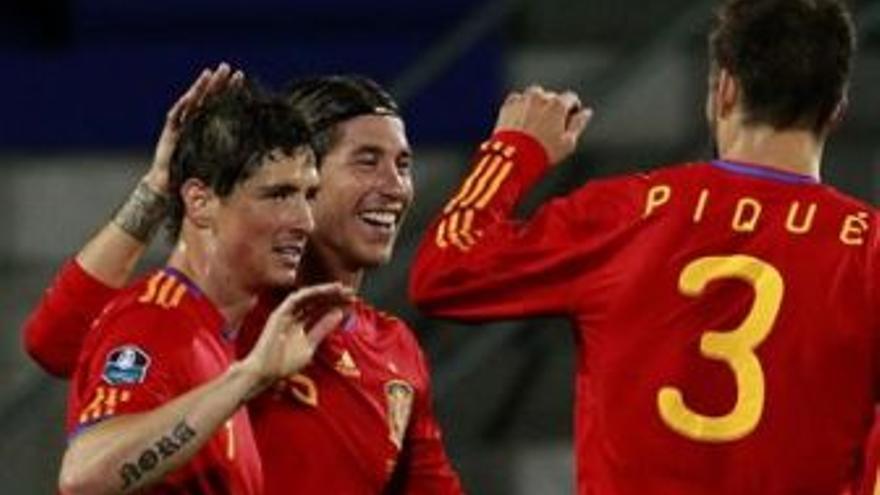 La Selección, a empezar bien el año. (EUROPA PRESS)