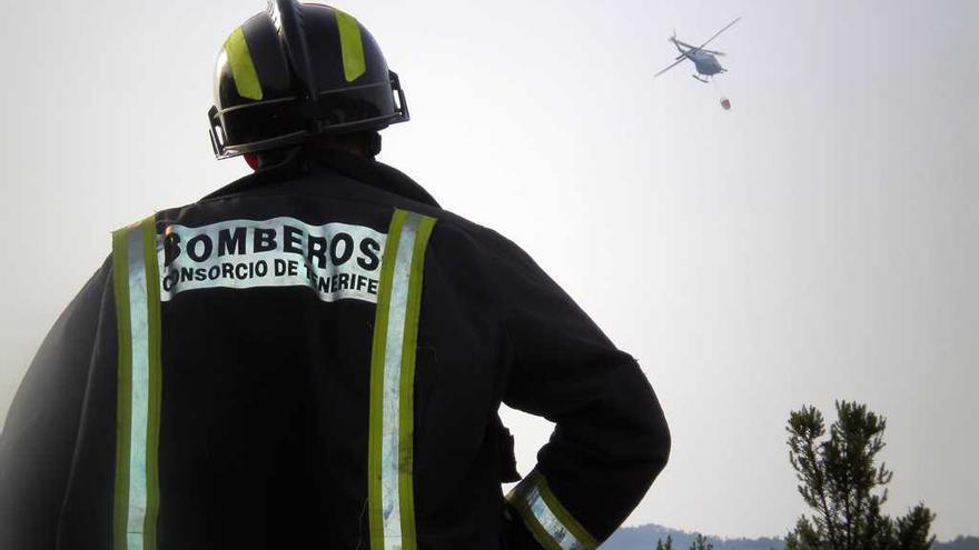 El presupuesto del Consorcio de Bomberos de Tenerife aumenta un 2,2% y supera los 20 millones de euros