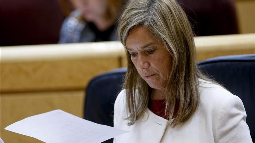 El BOE publica el cese de Ana Mato como ministra de Sanidad