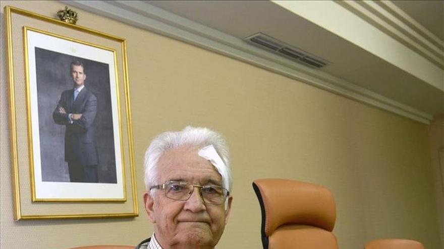 Ricardo Díez, 51 años como alcalde y repite por imperativo moral ante los vecinos