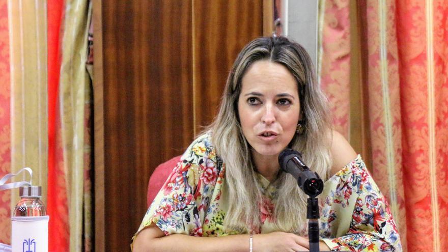 """Susana Machín: """"La educación pública en La Palma siempre ha tenido en el Cabildo a un gran aliado en esta crisis lo seremos más que nunca"""""""