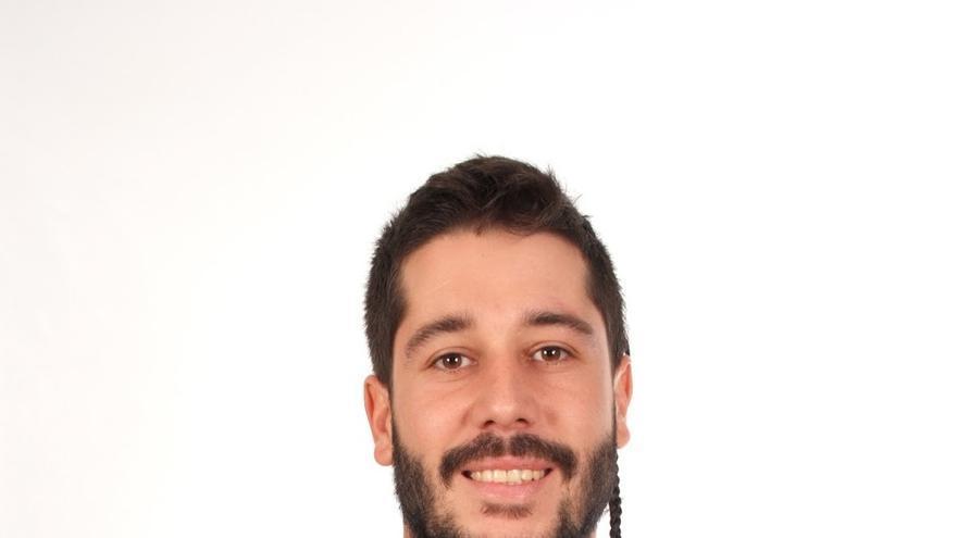 Gianny Herrera es el candidato de IUC al Congreso.