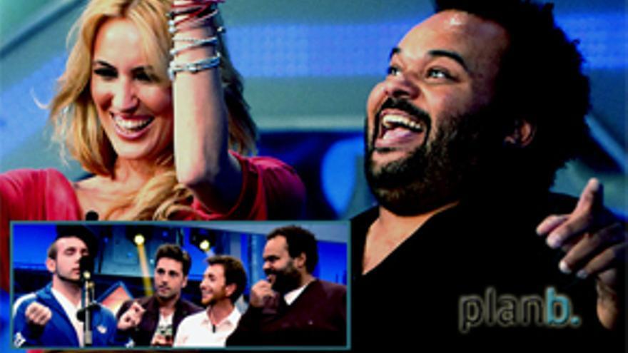 'El Hormiguero' gana con su 'Plan B' la Rosa de Oro 2012 al mejor programa